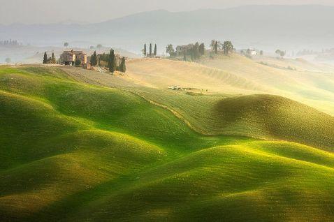 13 знімків гармонійної краси Тоскани, після яких хочеться поїхати туди негайно