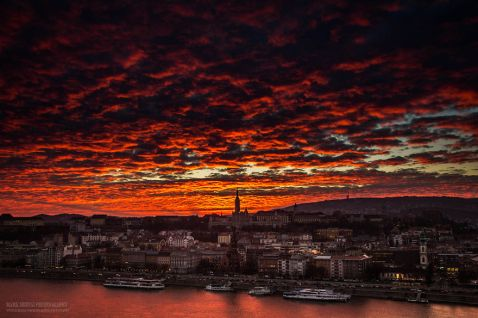 Фотограф провів 5 років, полюючи за ідеальним світлом, щоб показати справжню красу Будапешта