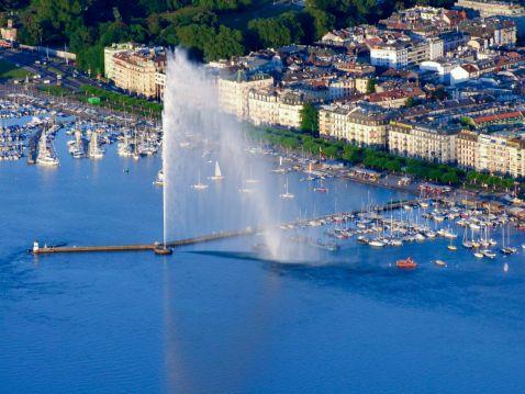 15 місць в Женеві, які варто побачити своїми очима
