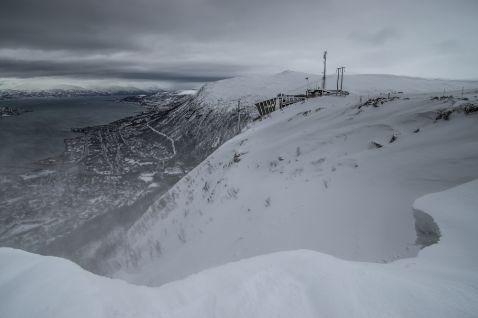 Тромсе — «самий» північний місто Норвегії
