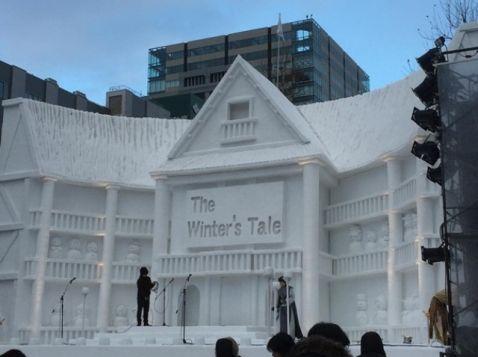 12 цікавих знімків казкового зимового фестивалю в Японії