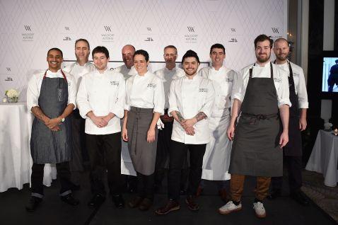 В готелі Waldorf Astoria представлять новий кулінарний шедевр!