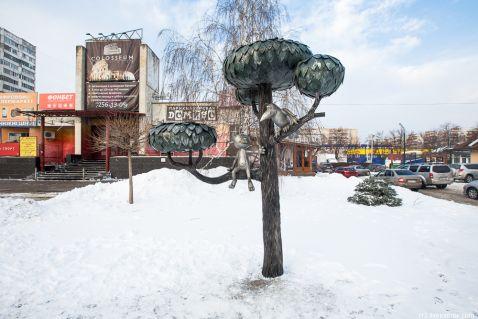 Прогулянка по Воронежу