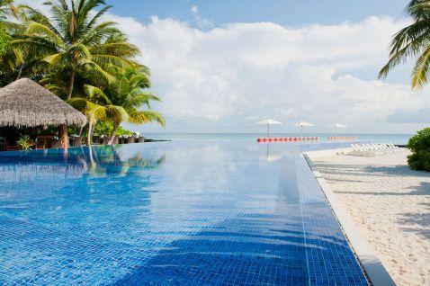 Чудовий відпочинок на Kuramathi Island Resort ти запам'ятаєш назавжди!