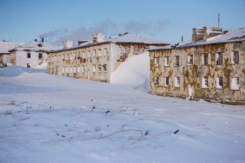 Тіксі — суворий арктичний оазис