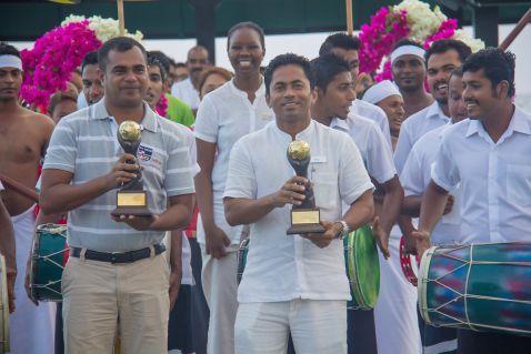 The Sun Siyam Iru Fushi Maldives отримав дві престижні нагороди!