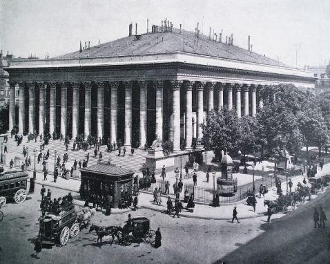 32 приголомшливих вінтажних знімка Парижа 1880-х років