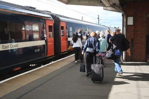 8 дивовижних послуг, доступних подорожуючим на поїзді, про яких ти не знав