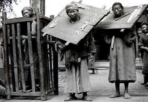 15 страшних знімків покарань і страт, що існували в Китаї 19 століття
