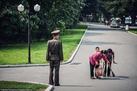 15 знімків Північної Кореї без цензури