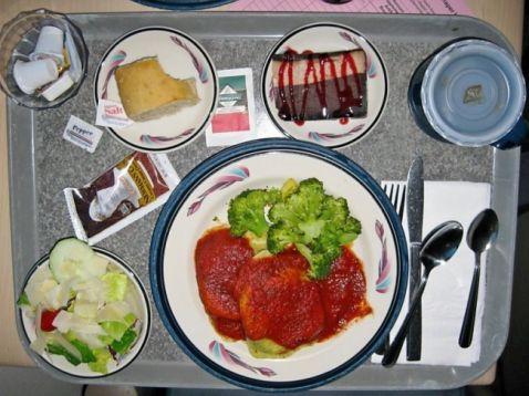 Їжте на здоров'я: лікарняне меню в 20 різних країнах світу