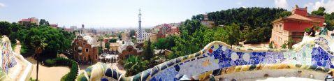 Зелена Барселона — кращі міські парки