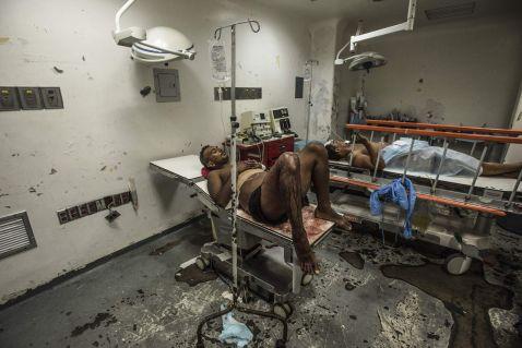 Ось які жахи відбуваються в клініках Венесуели