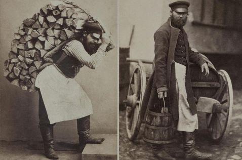 26 фото про те, як виглядали росіяни різних професій у 19 столітті