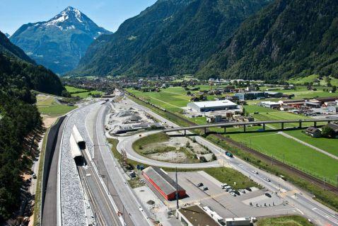 Найдовший у світі тунель Сен-Готард введено в дію. Ця подія увійде в історію!