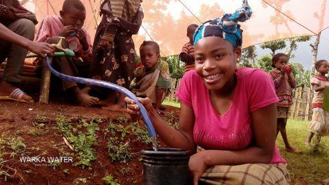 Сенсація! В Африці почали видобувати питну воду з повітря!