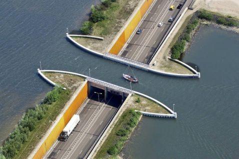 У Голландії існує міст, над яким не владні закони фізики
