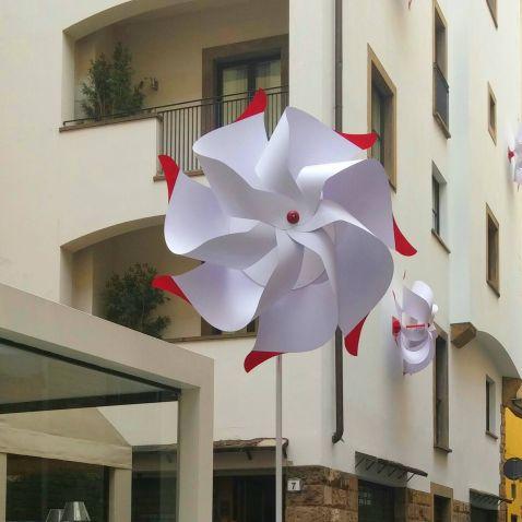 Готель Gallery Hotel Art у Флоренції представив чудову художню інсталяцію