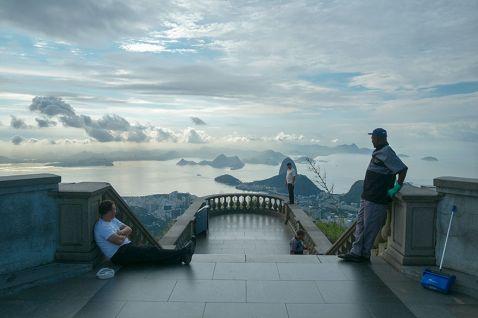 15 фото найзнаменитіших пам'яток світу з досить незвичних ракурсів