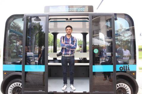 Майбутнє зараз: у США представили автобус, надрукований на 3D-принтері