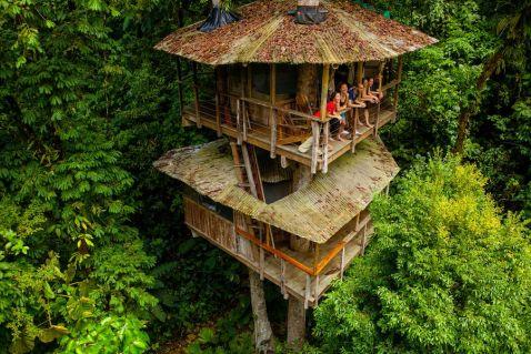 На Коста-Ріці знаходиться один з самих дивних готелів в світі!