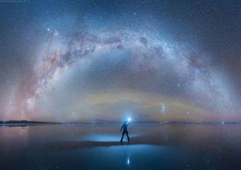 Цими знімками, зробленими в Болівії, російський фотограф змусив говорити про себе весь світ!