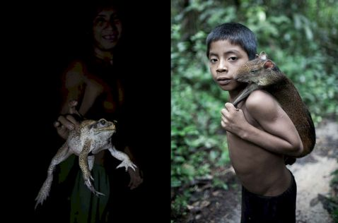 30 виразних знімків з життя таємничого племені ава