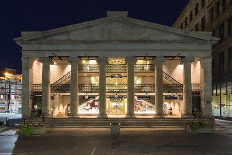Поглянь, у що перетворили найстаріший торговий центр Америки!