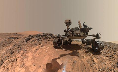 12 найцікавіших фото Марса, однієї з найзагадковіших планет