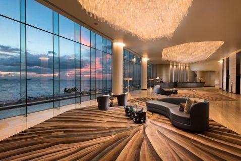 Відкриття готелю Conrad Manila