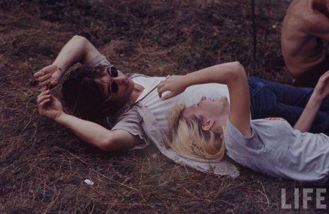 20 унікальних фото про те, як це, побувати на Вудстоку в 1969 році