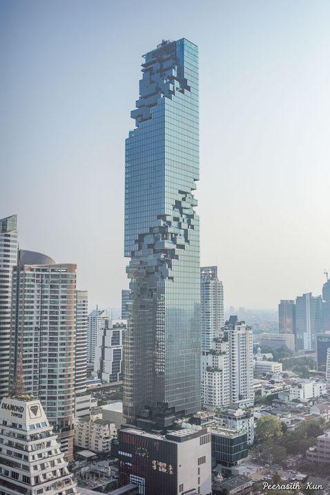 У Таїланді відкрився новий найвищий хмарочос. І виглядає він приголомшливо!