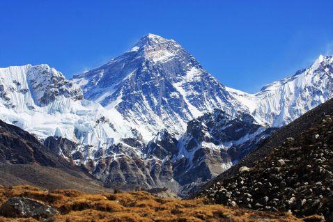 Найвища гора в світі
