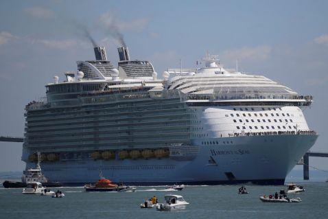 Найбільший лайнер у світі