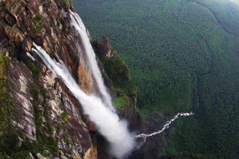 Найвищий водоспад у світі