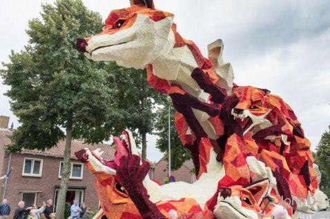 13 незабутніх чудових знімків з щорічного голландського параду квітів в Нідерландах