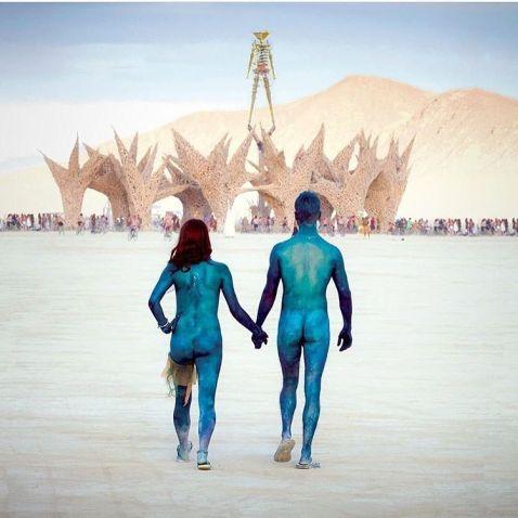 30 свіжих фото з самого божевільного і приголомшуючого фестивалю планети Burning Man 2016