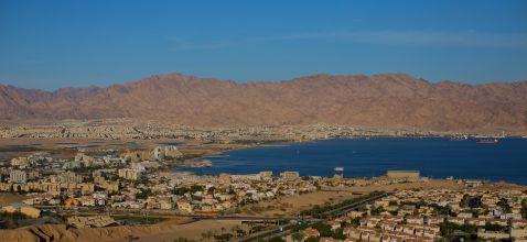 Ейлат: між морем і пустелею