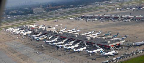 Найбільший аеропорт у світі