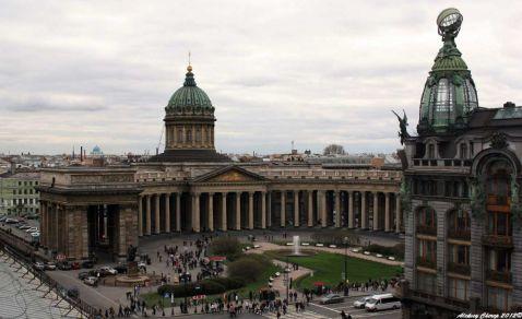 Найкрасивіше місто Росії