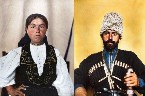 15 цікавих портретів емігрантів початку 20 століття