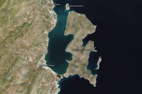 Спіналонга — острів прокажених