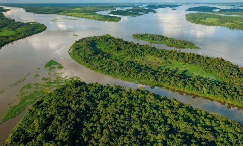 сама глибока річка в світі