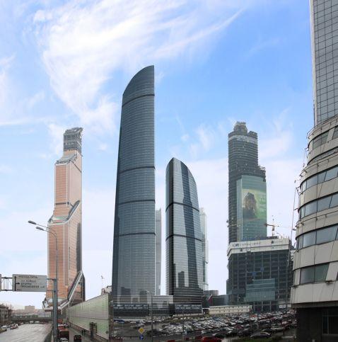 Найвища будівля в Москві