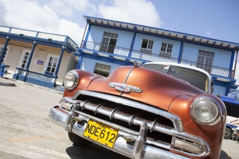 Баракоа — перша столиця Куби