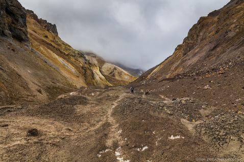 Пекло. Мутновский вулкан