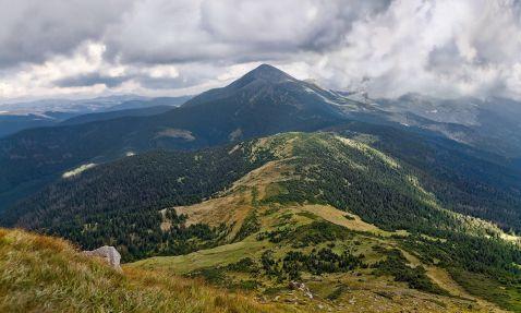 Найвища гора України