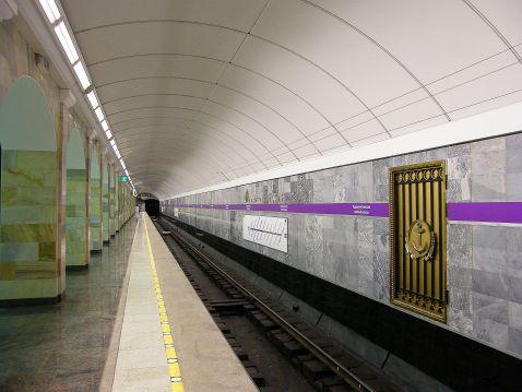 Найглибша станція метро в Санкт-Петербурзі