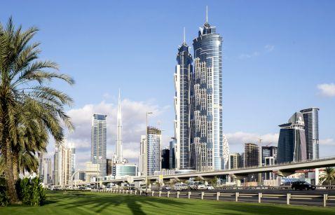 Найвищий готель у світі