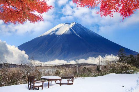 У всій красі: 20 прекрасних пейзажів Японії в різні пори року